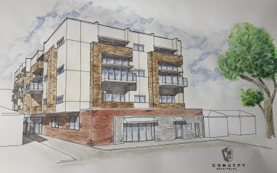 Louisville's First Truly Bicycle Friendly Mixed Use Redevelopment