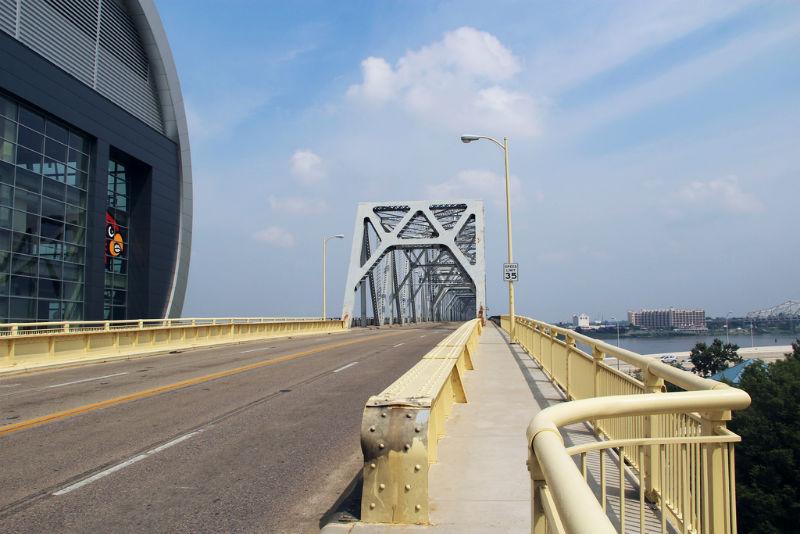 Bridge Backstory (Clark Memorial)