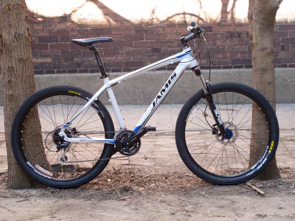 2014 Jamis Nemesis 650 Sport
