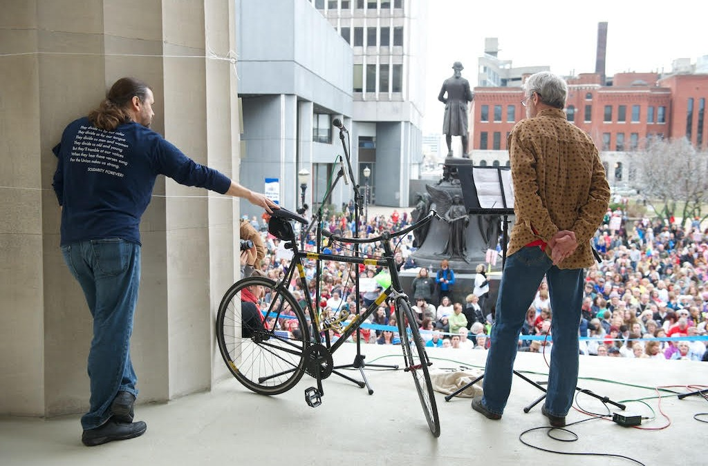 Rally to Move Forward – Louisville – January 2017